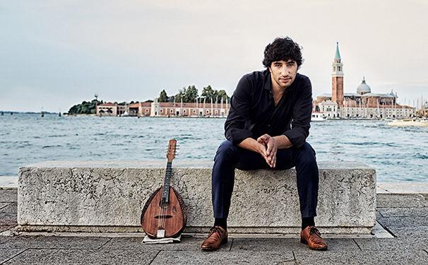 Avi Avital, Zauberhafte Zeitreise - Avi Avital spielt Vivaldi