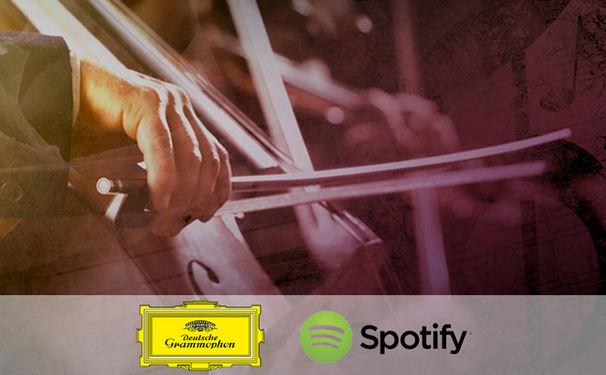 Diverse Künstler, Lieblingslisten - Die Spotify Playlists von Deutsche Grammophon