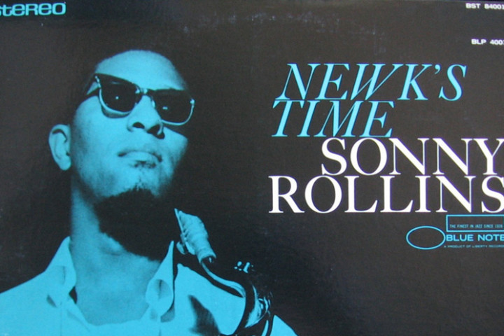 Sonny Rollins Newks Time Cover