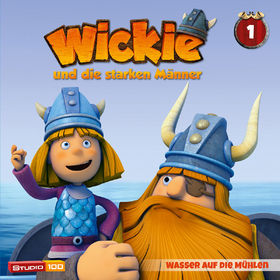 Wickie, 01: Wasser auf die Mühlen u.a. (CGI), 00602547158284