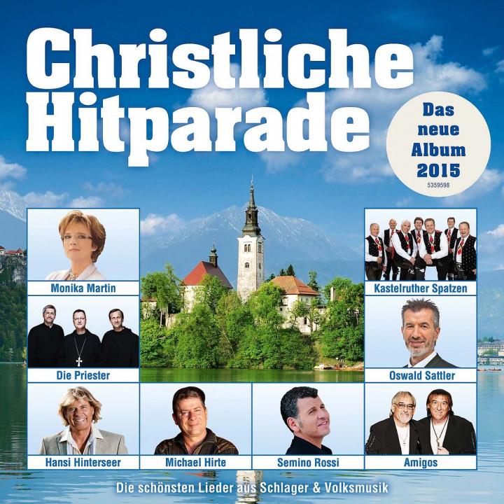 Christliche Hitparade - Das neue Album 2015