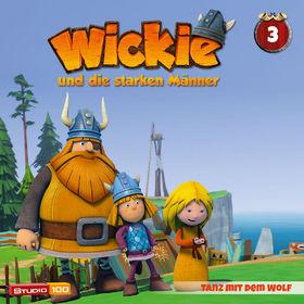 Wickie, 03: Tanz mit dem Wolf u.a. (CGI), 00602547158307