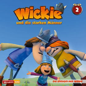 Wickie, 02: Die Königin der Winde u.a. (CGI), 00602547158291