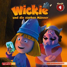 Wickie, 04: Der Donnergott, Faxe und der Wal u.a. (CGI), 00602547158420