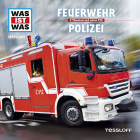 Was ist Was, 19: Feuerwehr / Polizei, 09783788627195