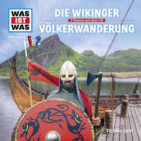 Was ist Was, 35: Die Wikinger / Völkerwanderung, 09783788627362