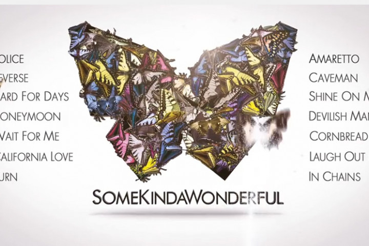 SomeKindaWonderful - California Love - 2014