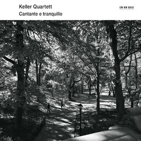 Keller Quartett, Cantante E Tranquillo, 00028948110520