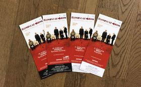 Element Of Crime, Element Of Crime live: Gewinnt 1x2 Tickets für Berlin oder Hamburg