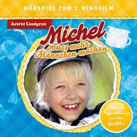 Astrid Lindgren, Michel muss mehr Männchen machen (Hörspiel zum Film), 00602547161109