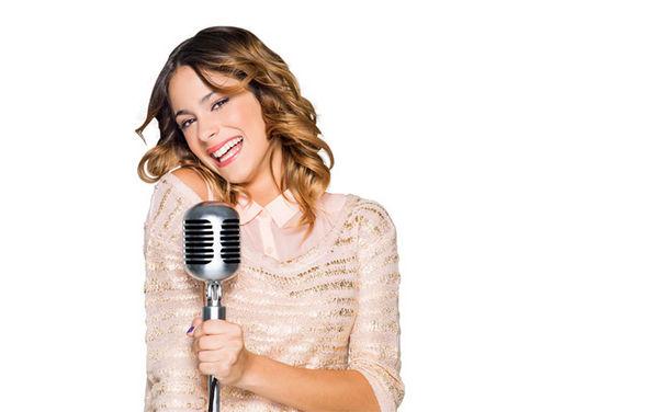 Violetta, Violetta – Neuer Soundtrack Hoy somos más zum Start der 2. TV-Staffel