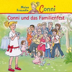 Conni, 45: Conni und das Familienfest, 00602547130679