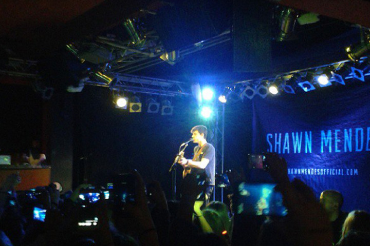 Shawn Mendes Live in Berlin 2015