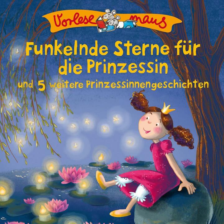 Funkelnde Sterne für die Prinzessin (Prinzessinnengeschichten)