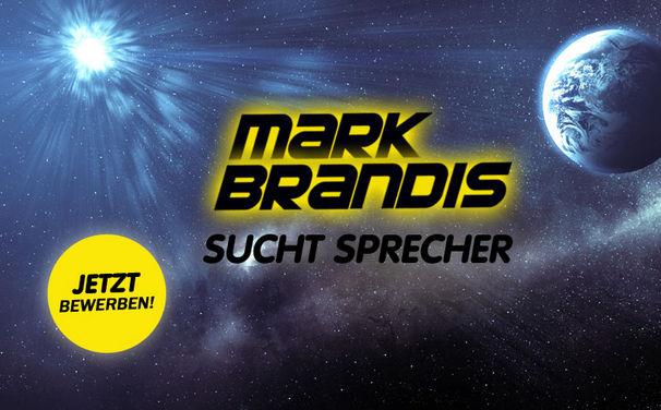 Mark Brandis, Mark Brandis sucht Sprecher für die Folge 32!