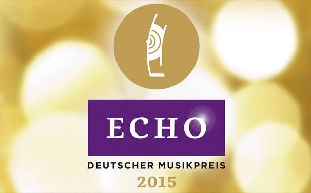ECHO, ECHO 2015: Alle Nominierungen im Überblick