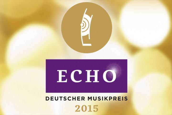 Erste ECHOs für UNIVERSAL MUSIC Künstler