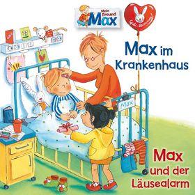 Max, 15: Max im Krankenhaus / Max und der Läusealarm, 00602547130693