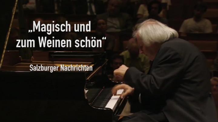 The Salzburg Recital (Pressestimmen)