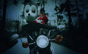The Prodigy, Düsteres Puppenspiel: The Prodigy präsentieren das Video Wild Frontier