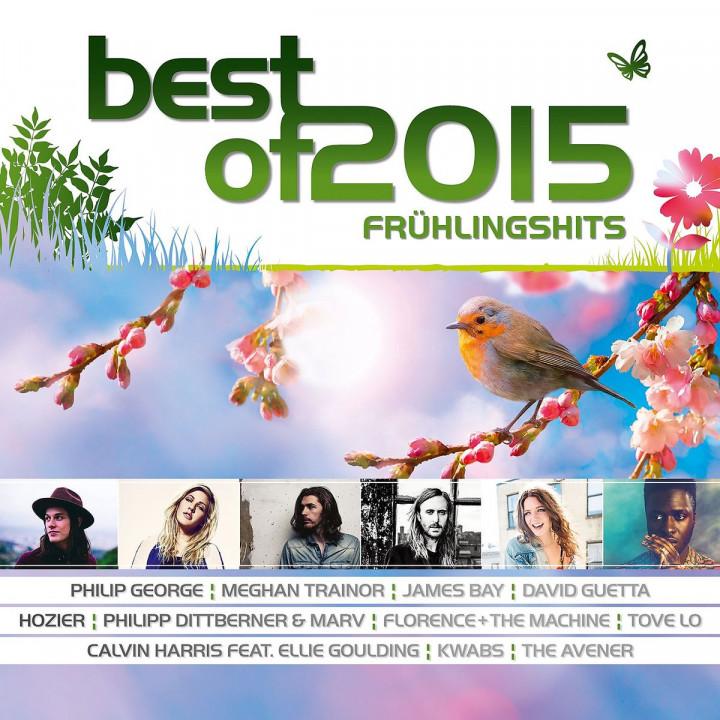 Best Of 2015 - Frühlingshits