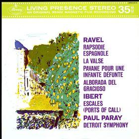 Maurice Ravel, Rapsodie Espagnole/La Valse (Ltd. Vinyl Edt.), 00028947883173