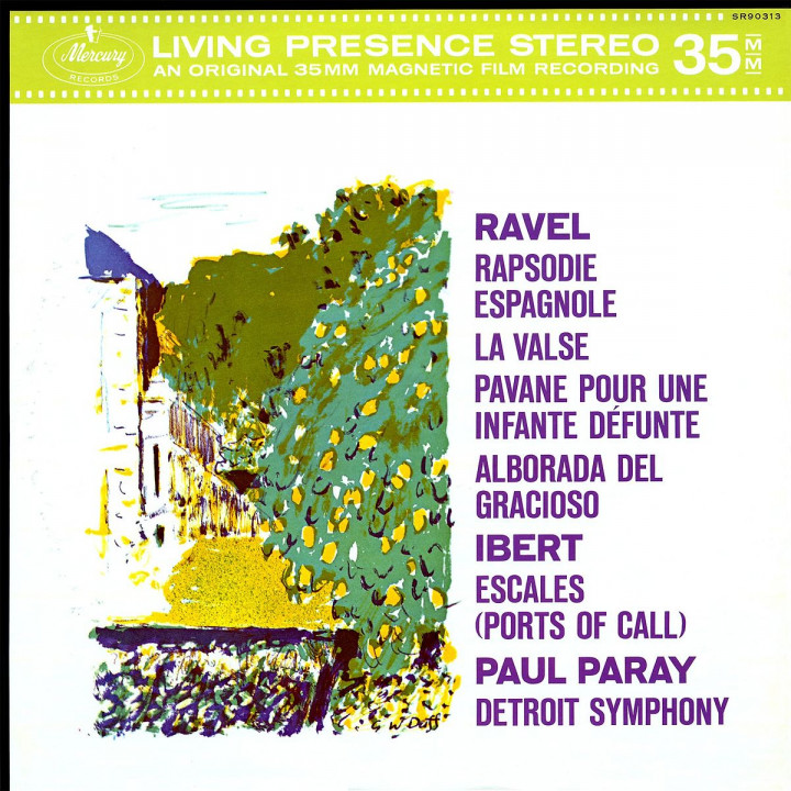 Rapsodie Espagnole/La Valse (Ltd. Vinyl Edt.)