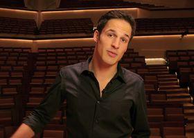 Andreas Ottensamer, Brahms: Ungarischer Tanz 7 und 1 (Interview)