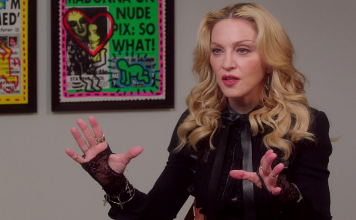 Rebel Heart (Interview)