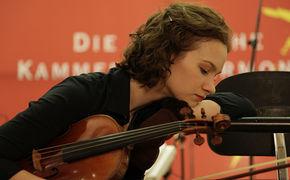 Hilary Hahn, Spannungsbogen - Hilary Hahn spielt Mozart & Vieuxtemps