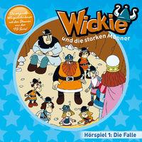 Wickie, 01: Die Falle, Der Wettlauf u.a., 00602547159786