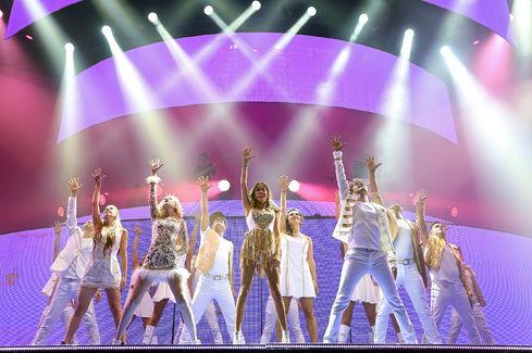 Violetta, Violetta LIVE - Tour durch Deutschland