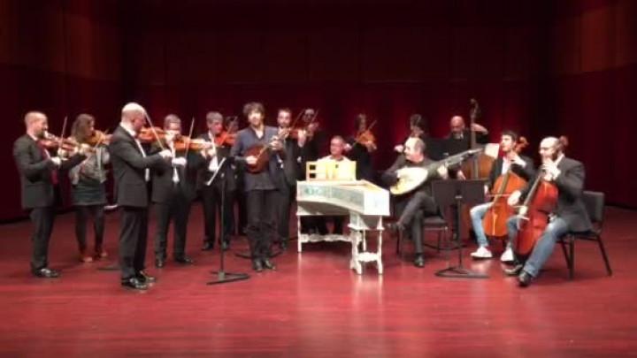 Avi Avital gratuliert Antonio Vivaldi zum Geburtstag
