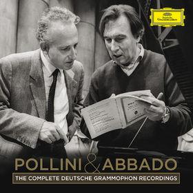 Maurizio Pollini, Pollini & Abbado: The Complete Deutsche Grammophon Recordings, 00028948213580