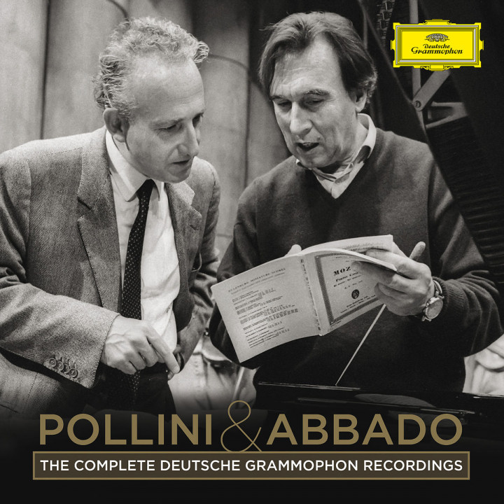 The Complete Deutsche Grammophon Recordings