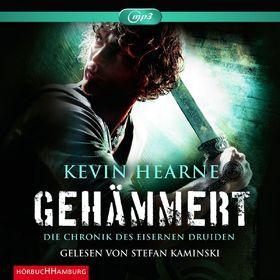 Kevin Hearne, K.Hearne: Gehämmert (Chronik d.Eisernen Druiden 3), 09783899038675