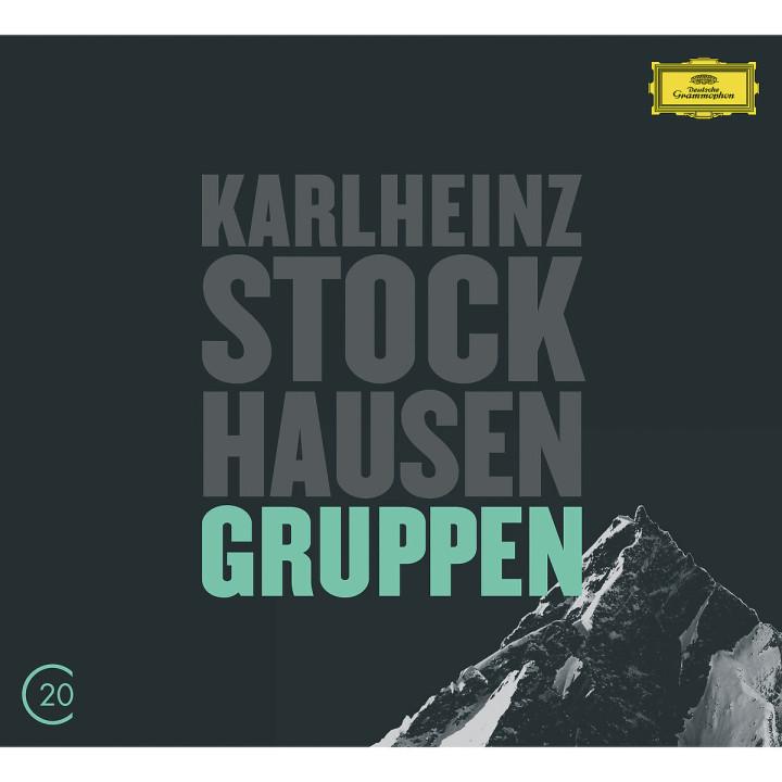 Kurtág: Grabstein für Stephan, Op. 15; Stele, Op. 33; Stockhausen: Gruppen