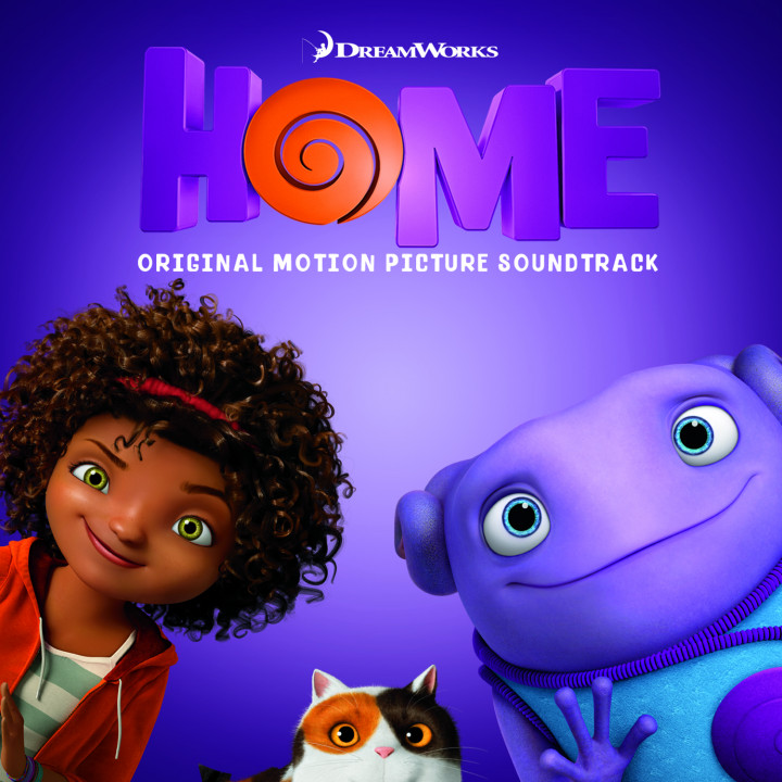 Home (Original Motion Picture Soundtrack) Cover