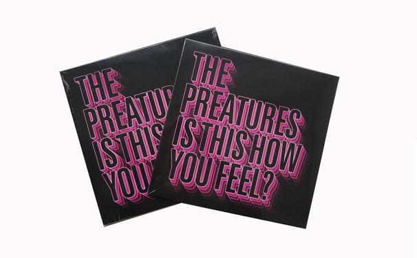 The Preatures, Jetzt mitmachen und Is This How You Feel? gewinnen: Wir verlosen zwei The Preatues Vinyl EPs