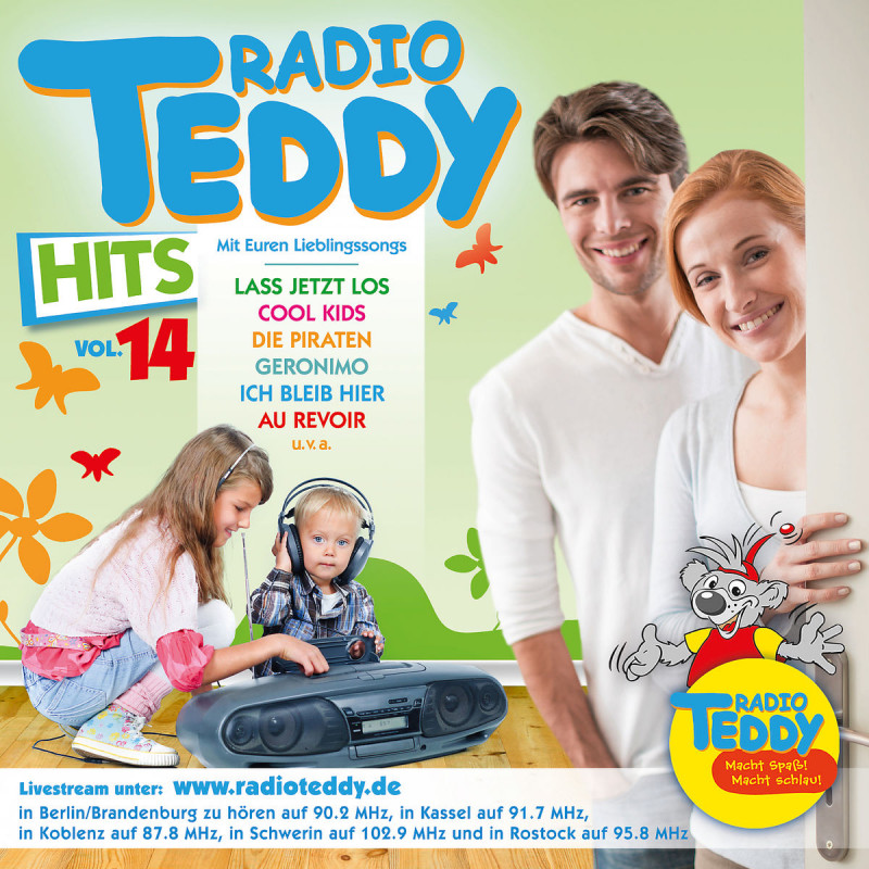 Radio Teddy Hits Vol. 14