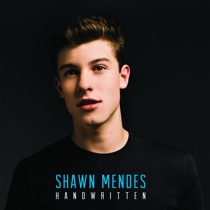 Handwritten cover Shawn mendes