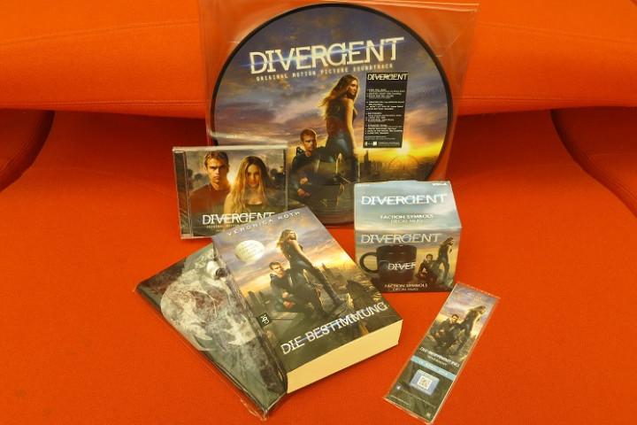 Divergent Fanpaket