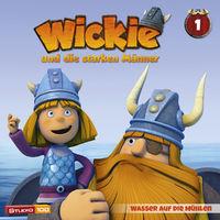 Wickie, 01: Wasser auf die Mühlen u.a. (CGI), 00602547158314