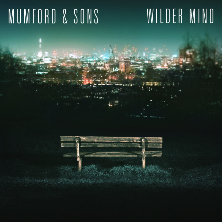Mumford & Sons Wilder Mind Cover