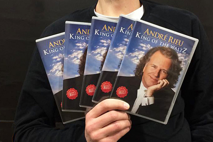 Andre Rieu Aktion DVD