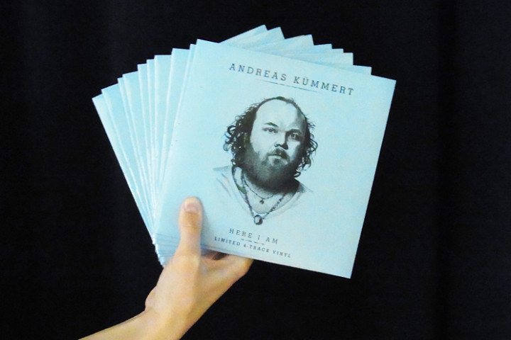 Andreas Kümmert Vinyls 2015