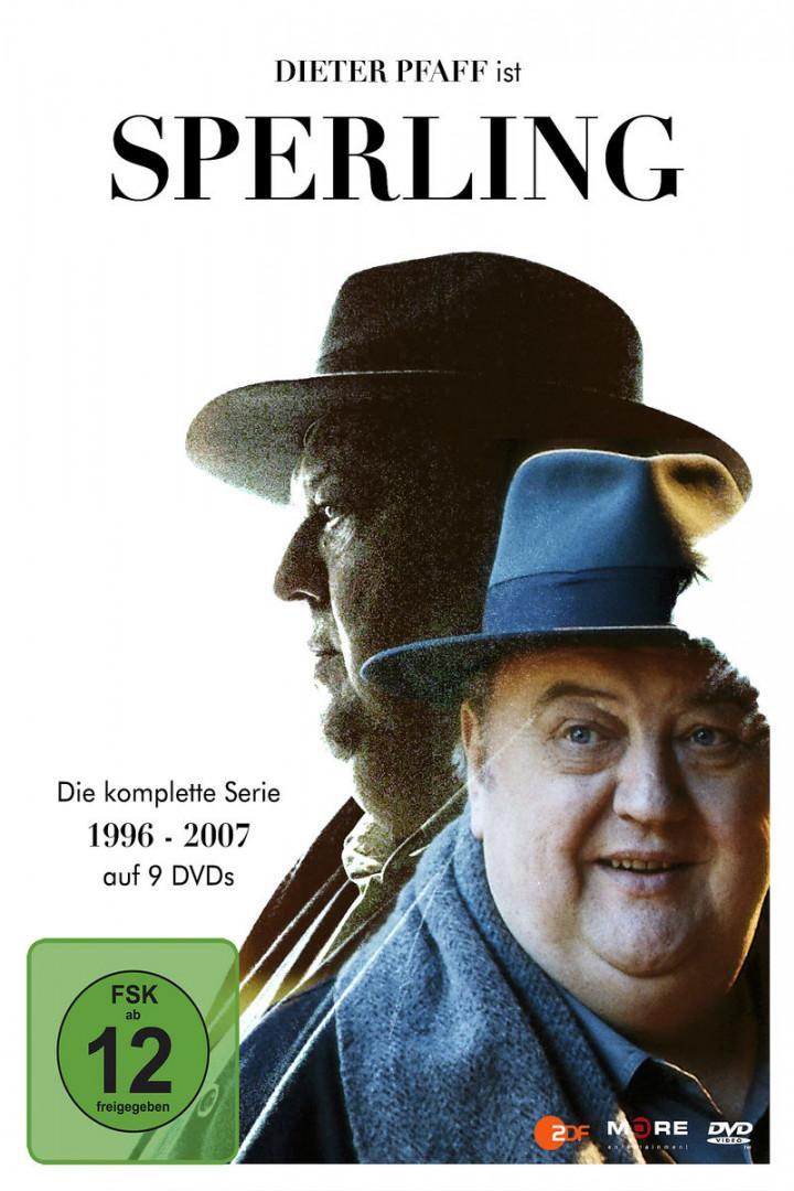 Sperling - Die komplette Serie 1996-2007 (9 DVD)