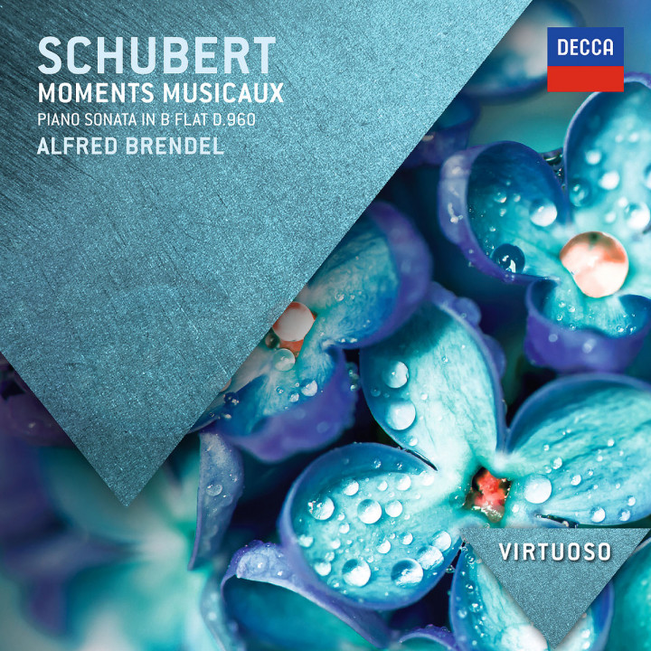 Schubert: Moments Musicaux; Piano Sonata in B Flat, D.960
