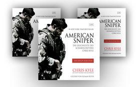 Chris Kyle, Gewinnt das Hörbuch American Sniper