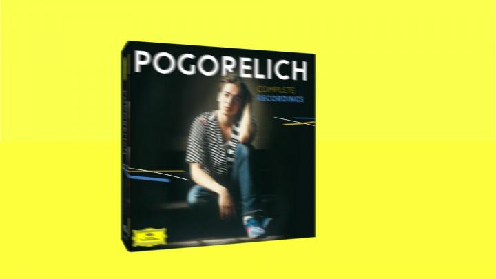 Ivo Pogorelich - Complete Recordings (Trailer)